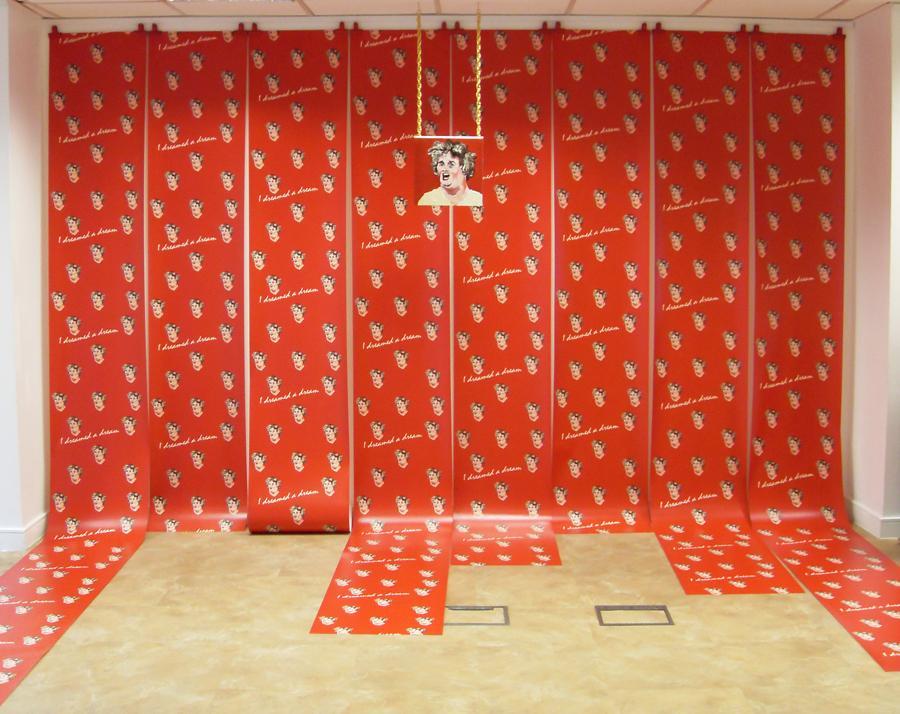 I Dreamed a Dream Installation by Nicola McCartney